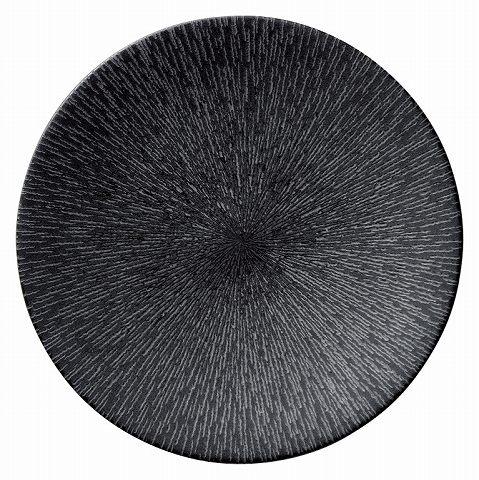 墨嵐 27.5cm皿 画像
