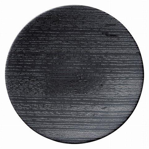 墨かさね 27.5cm皿 画像