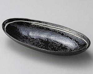 黒けがき9.0長盛鉢