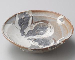 鼠志野カブ平鉢