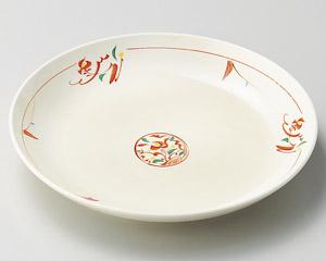 赤絵みのり7.0皿