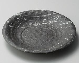 吹雪石目6.0皿 画像1