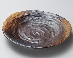 伊賀風 厚口7.5皿 画像