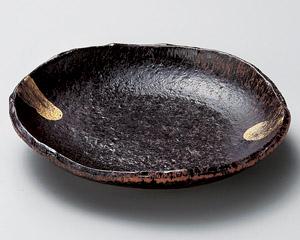 南蛮金彩デザート皿