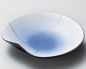 コバルト銀彩5.0皿