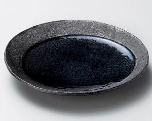 藍月光12cm丸皿