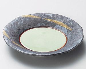 金カスリフルーツ皿