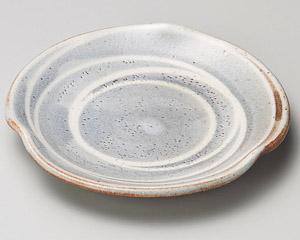 渦紋三ツ押銘々皿 画像1