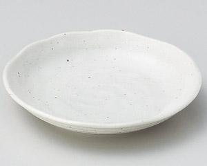 白唐津4.0皿
