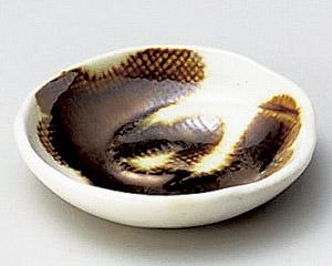 金彩粉引き豆皿 画像1