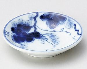 藍染ぶどう2.8玉皿