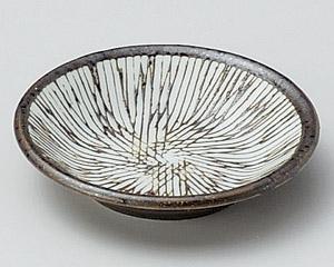 伊賀櫛目2.5皿 画像1