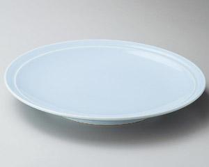 青地12号高台皿