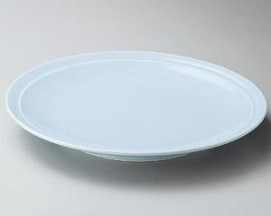 青地10号高台皿
