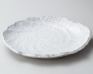 白渦8号丸皿