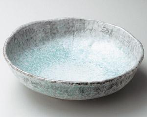 青釉8号盛鉢