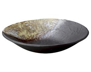 コゲ窯変13.3大鉢