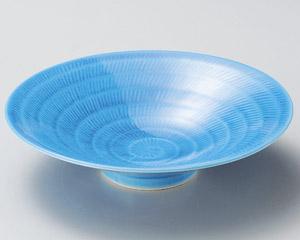 トルコ青飛びカンナ8.0鉢