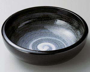 玄潮括り手6.5寸深鉢