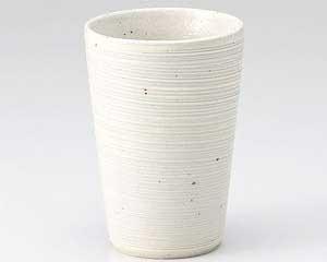 白くしめ・うるしフリーカップ・特価(在庫20限り)