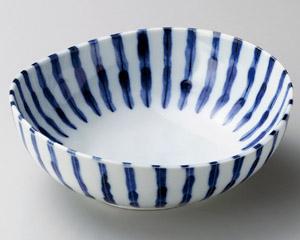 濃十草楕円3.5鉢
