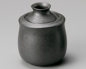 黒結晶酒ポット(大)