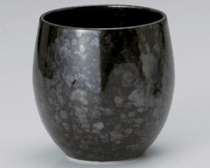 油滴黒ハイボールカップ