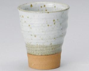 白そば均窯特大フリーカップ
