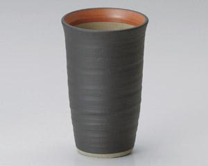 黒塗内朱フリーカップ