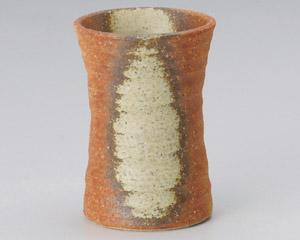 火色焼締杵型カップ
