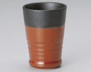 鉄赤フリーカップ(大)