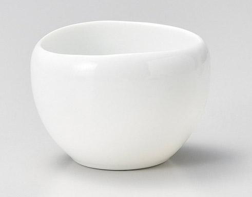白磁たまごロックカップ