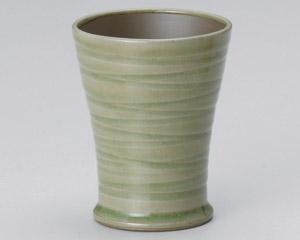 ビールカップグリーン