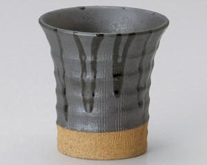 黒ツララ反フリーカップ
