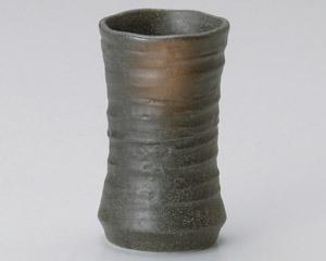 黒伊賀吹フリーカップ