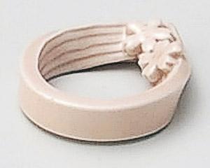 しずくリング桜手造り箸置
