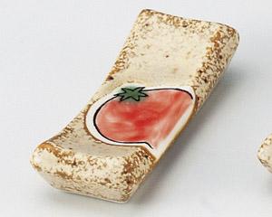 彩野菜トマト箸置
