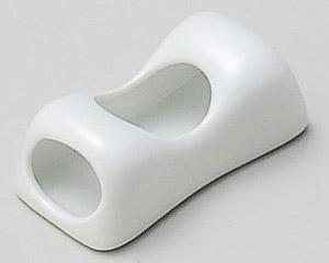 青白磁旅枕型箸衣