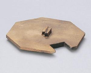 焼杉切り込み木蓋
