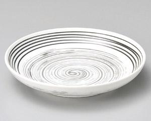 白うずライン7.0めん皿