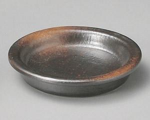 焼締薬味皿