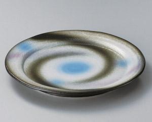 レインボー7.5丸皿
