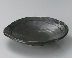 石目黒めん皿