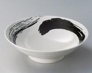 極刷毛白8.0麺鉢