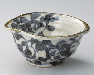 タコ唐草変型5.5鉢
