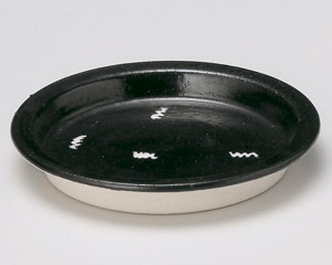 NEW蓋DON羅先黒ツバ付4.0蓋皿
