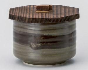 うぐいす流し飯器(蓋付)