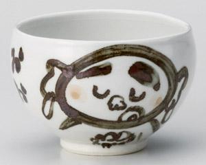 粉引地蔵陶碗
