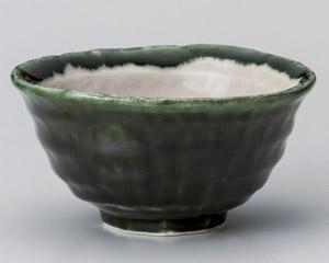織部釉多用鉢