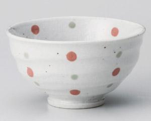 赤水玉手造茶碗